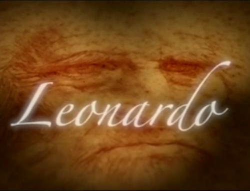 Il prof. Carlo Ventura al TgR Leonardo