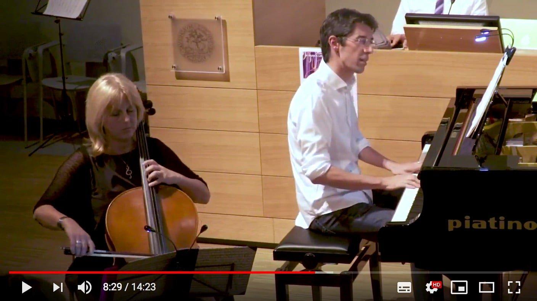 Emiliano Toso – La Musica  Linguaggio Universale
